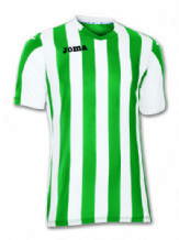 Copa Green/White Short Sleeve Shirt